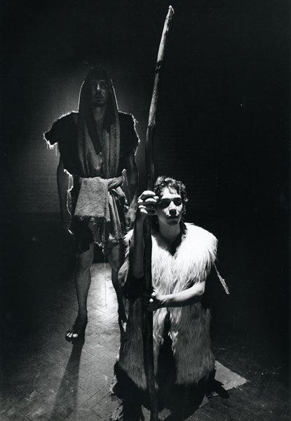 Od lewej: Tim Licata, Janusz Stolarski