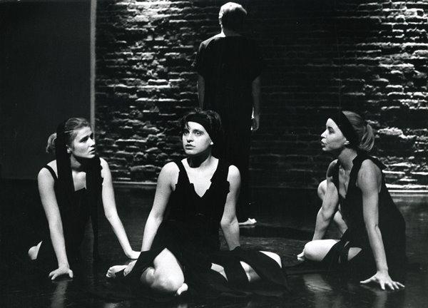 Od lewej: Grażyna Błęcka-Kolska, Jolanta Kurach, Jolanta Cynkutis