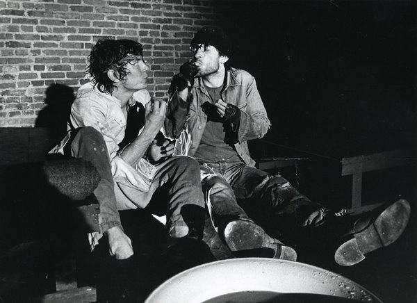 Od lewej: Grzegorz Sikora, Marek Cichosz