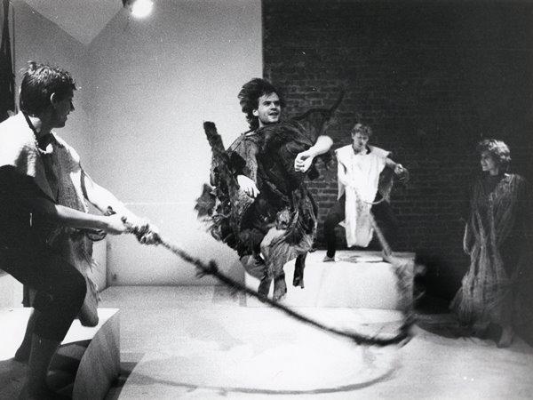 Od lewej: Mariusz Siudziński, Mariusz Prasał, Bogumił Gauden, Grażyna Błęcka-Kol