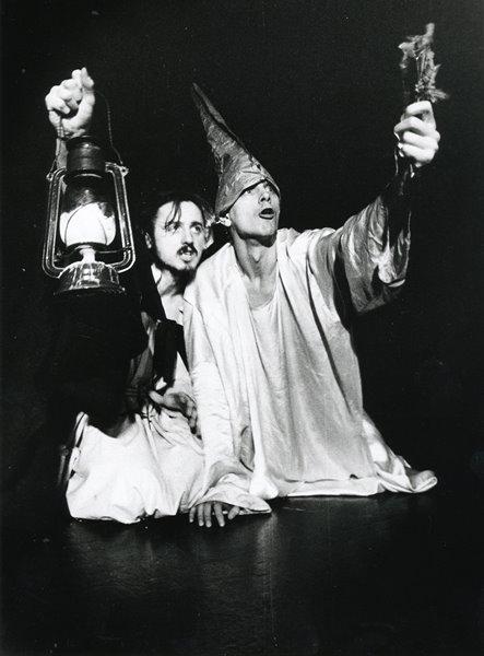 Od lewej: Dariusz Domarecki, Janusz Stolarski