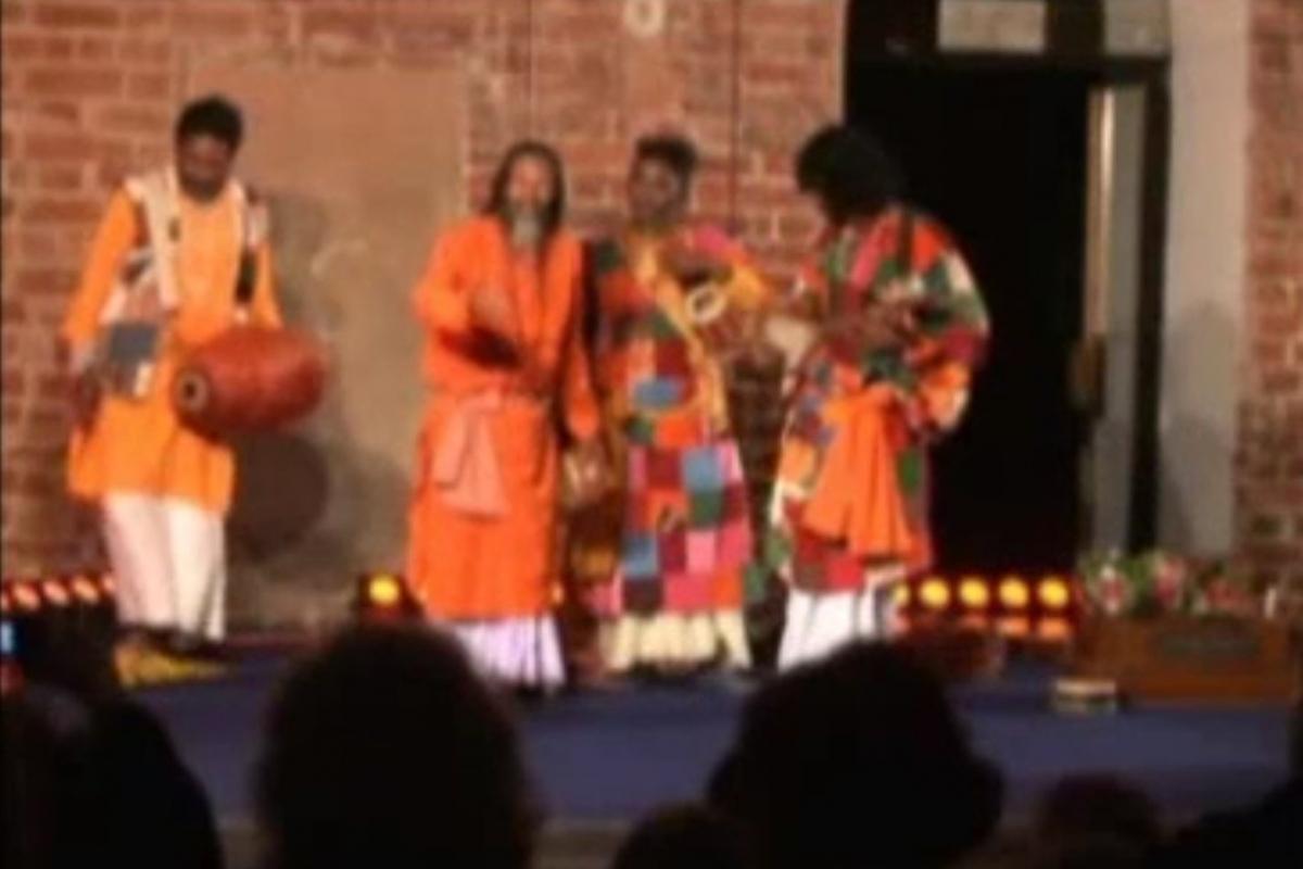 Songs for Grot - koncert baulów z Benegalu Zachodniego