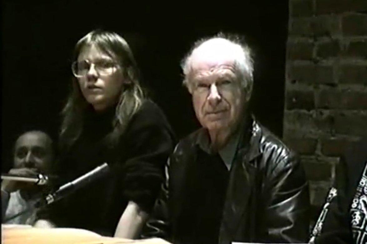Spotkanie z Peterem Brookiem w Ośrodku Grotowskiego z 11 grudnia 1991