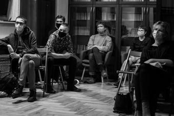 """""""Fotografia teatralna"""", warsztaty prowadzone przez Tobiasz Papuczysa; 13 paździe"""