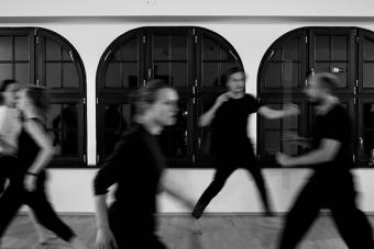 """""""Jestem"""", cykl warsztatów Fundacji Jubilo. Fot. Irena Wypych"""