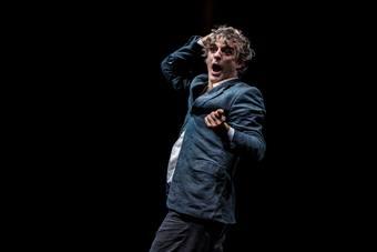 """Amor"", spektakl Theodorosa Terzopoulosa i Teatru Attis, 10 listopada 2017."
