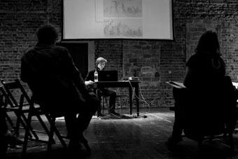 """Tomasz Kaczorowski, konferencja """"Wielka? Reforma? Teatru?"""", Wrocław 7 czerwca 20"""