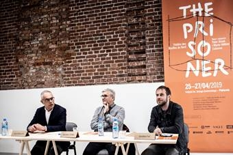 Briefing prasowy z okazji otwarcia Piekarni z udziałem Jerzego Pietraszka (Dyrek