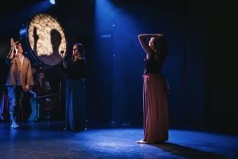 """Ghost Dance"", spektakl Teatru Brama w ramach przeglądu ""The Best OFF""; 9 mar"