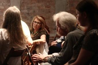 """Ewa Oleszko-Molik, """"Maestro"""", spotkanie w 5. rocznicę śmierci Zygmunta Molik"""