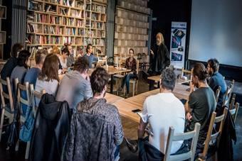 """""""Forum reżyserów"""", na zdjęciu: Anatolij Wasiljew; 21–25 października 2017. F"""