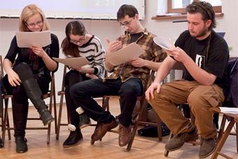 Warsztaty prowadzone przez Agnieszkę Wanicką z grupą roboczą OUP w ramach kursu
