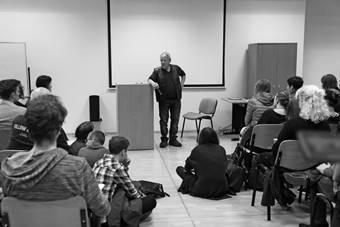 """""""Performując XXI wiek"""", wykład mistrzowski Richarda Schechnera; 19 października"""