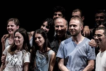 Making Tomorrows's Theatre, spotkania szkół teatralnych z Bułgarii, Grecji, Hisz