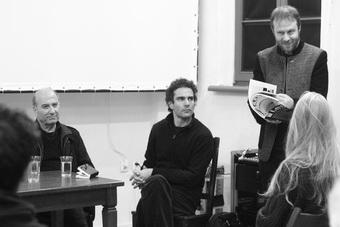 Theodoros Terzopoulos, Savvas Stroumpos, Jarosław Fret, spotkanie poświęcone