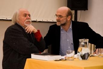 """Ludwik Flaszen i Leszek Kolankiewicz – """"Dostojewki – Wielki Inkwizytor – teatr"""""""