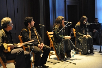 Koncert muzyki perskiej w wykonaniu Vahdat Enemble