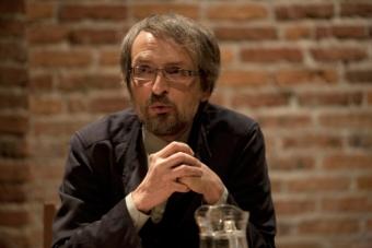 Wykład Grzegorza Niziołka w rocznicę śmierci Grotowskiego, 14 stycznia 2011