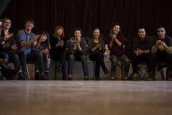 Zjazd VI Akademii Teatru Alternatywnego; 10–14 lutego 2016. Fot. Eduardo Gonz