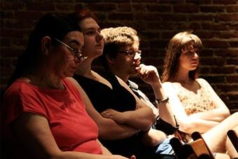 """Konferencja """"Stulecie aktorów"""", Wrocław 7 czerwca 2014, fot. Jacek Świątek"""