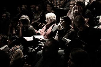 """Konferencja """"Praktyki teatralne Wsiewołoda Meyerholda"""" w październiku 2013"""