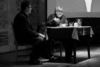 Wykład mistrzowski Georgesa Banu z okazji wydania jego książki