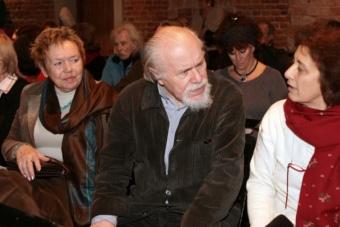 Irena Flaszen, Ludwik Flaszen, Luisa Tinti