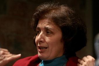 """Luisa Tinti w czasie spotkania """"Książę Niezłomny"""": reaktywacja 15 stycznia 2007"""