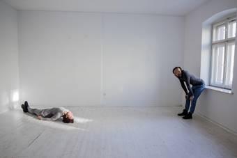 """""""Matryca [Prześwit]"""", spektakl taneczny Pawła Grali w ramach przeglądu """"The"""