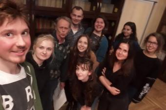 Spotkanie organizacyjne wolontariuszy, 29 października 2019