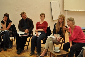 Seminarium Marii Shevtsovej, letnie seminaria OUP 2011, fot. Magdalena Mądra