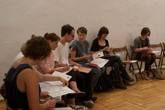 Seminarium Iana Watsona, letnie seminaria OUP 2011, fot. Irena Lipińska