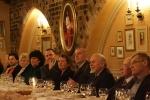 Od lewej: Zbigniew Kozłowski, Giuliano Campo, Else Marie Laukvik, Mariane Arhne,