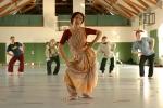 Warsztaty tańca odissi z Ileaną Citaristi podczas XIV sesji Międzynarodowej Szko