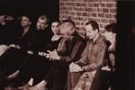 Od lewej: Jan Ferslev, Frans Winther, Roberta Carreri, Torgeir Wethal, Eugenio B