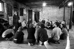 Workshop with Jorge Parente, assisted by Zoé Ogeret