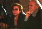 Od lewej: Renata M. Molinari, Ludwik Flaszen