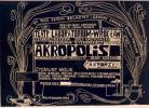 Plakat Akropolis