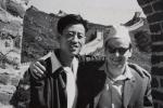 Jerzy Grotowski, Chiny 1961