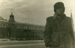 Jerzy Grotowski w Moskwie, 1955