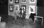 Spotkanie z Leszkiem Mądzikiem otwierające wystawę prac plastycznych artysty