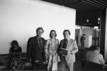 Od lewej: Jean-Louis Barrault, osoby nierozpoznane