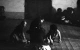 Apocalypsis cum figuris, Wenecja 1975 Od lewej: Zygmunt Molik (Judasz), Ryszard