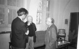 Wizyta Petera Brooka we Wrocławiu