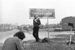 Na planie filmu With Jerzy Grotowski. Nienadówka 1980