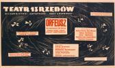 Plakat Orfeusz