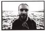 Aleksander Lidtke w okolicach Brzezinki, pierwsza połowa lat 70