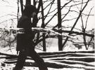 Ryszard Cieślak w Brzezince, pierwsza połowa lat 70