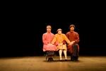 Fragmenty, Theatre des bouffes du Nord, reż Peter Brook