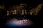 Hamlet, Teatro Pontedera, reż. Roberto Bacci